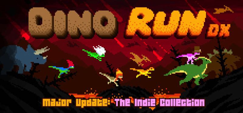 [TEST] Dino Run DX – la version pour Steam