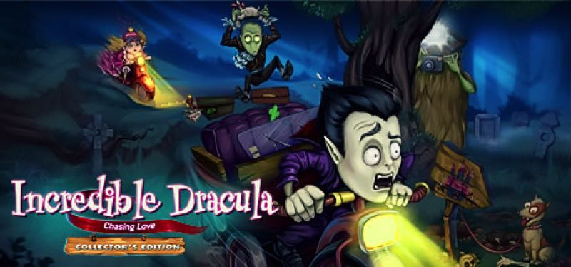 [TEST] Incredible Dracula: Chasing Love Collector's Edition – la version pour Steam