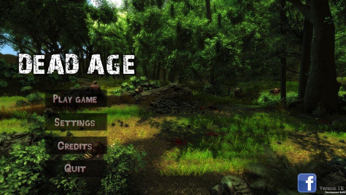 test dead age la version pour steam blog des jeux ind pendants. Black Bedroom Furniture Sets. Home Design Ideas