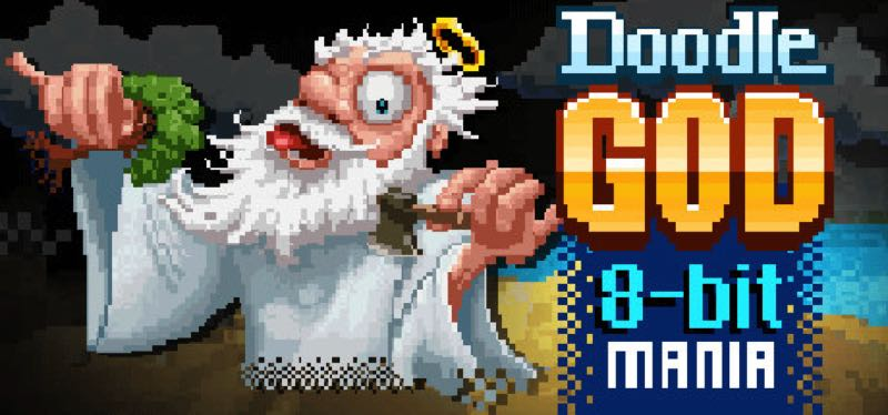 [TEST] Doodle God: 8-bit Mania – la version pour Steam