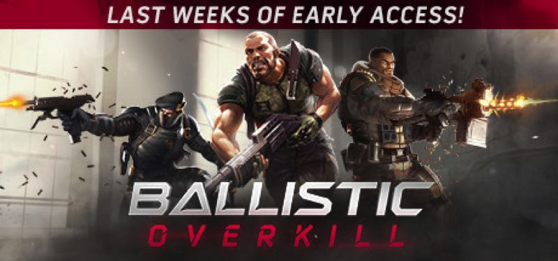 [TEST] Ballistic Overkill – la version pour Steam