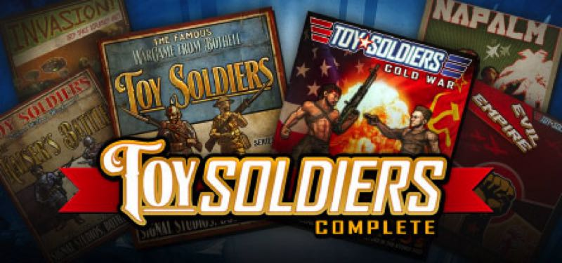 [TEST] Toy Soldiers: Complete – la version pour Steam