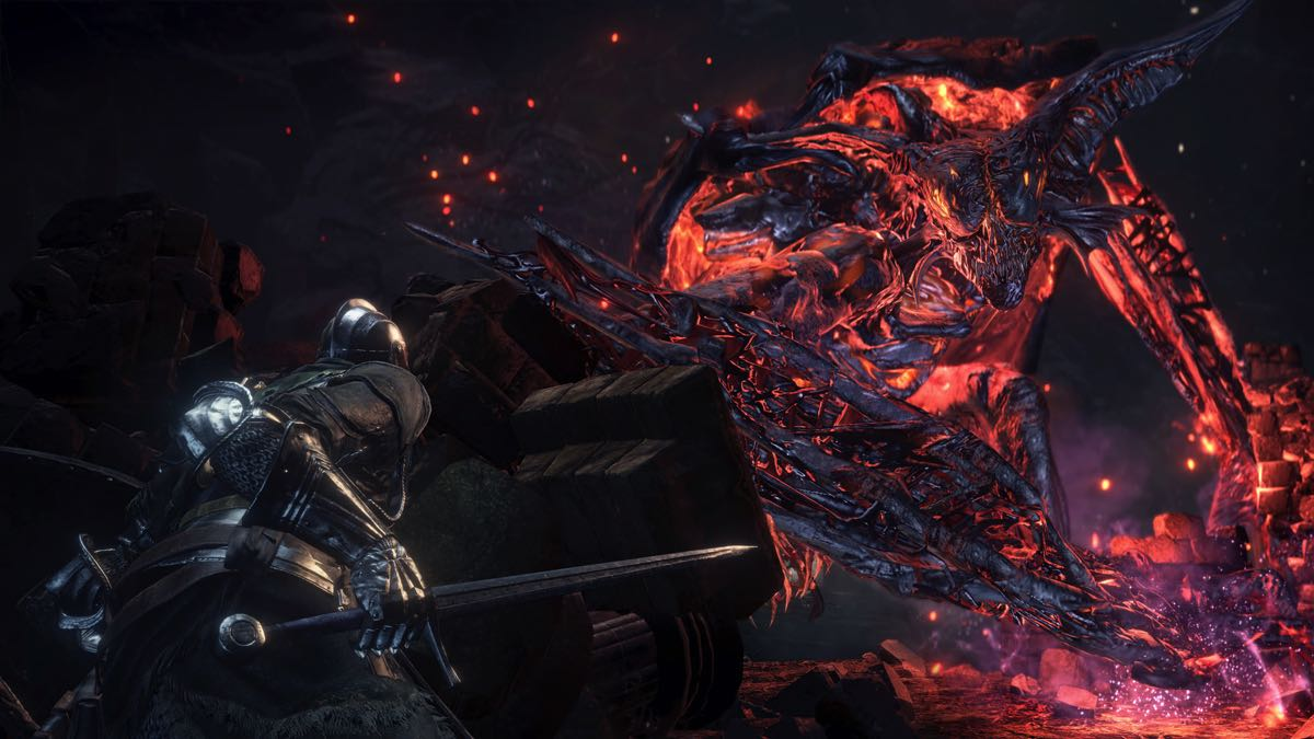 Dark Souls III – The Ringed City