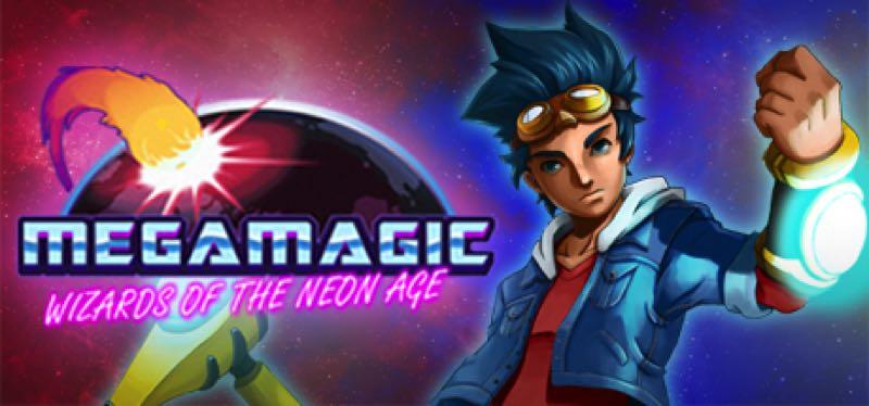 [TEST] Megamagic: Wizards of the Neon Age – la version pour Steam