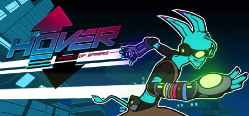 [TEST] Hover : Revolt Of Gamers – la version pour Steam