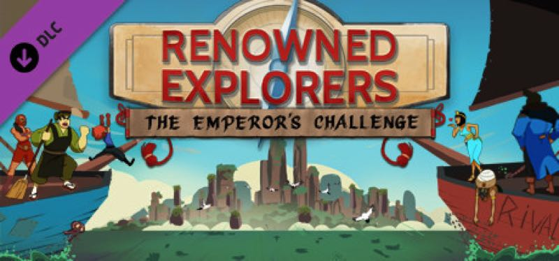 [TEST] Renowned Explorers: The Emperor's Challenge – la version pour Steam
