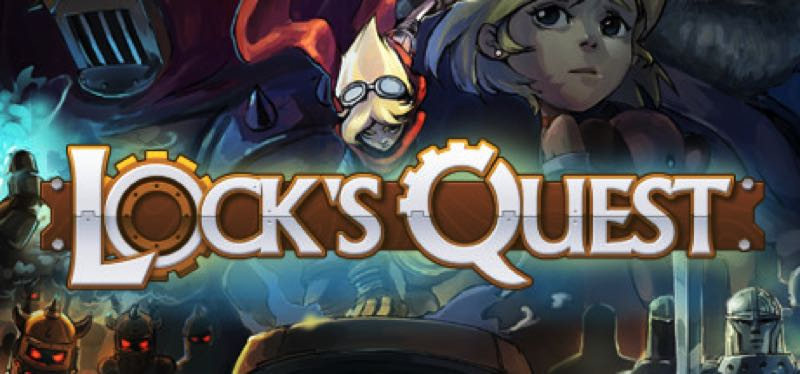 [TEST] Lock's Quest – la version pour Steam
