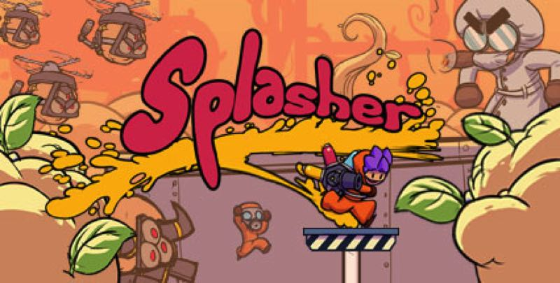 [TEST] Splasher – la version pour Steam