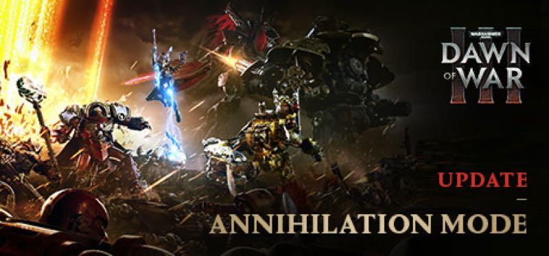 [TEST] Warhammer 40.000: Dawn of War III – la version pour Steam