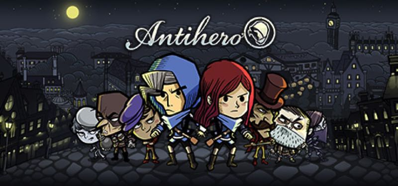 [TEST] Antihero – la version pour Steam