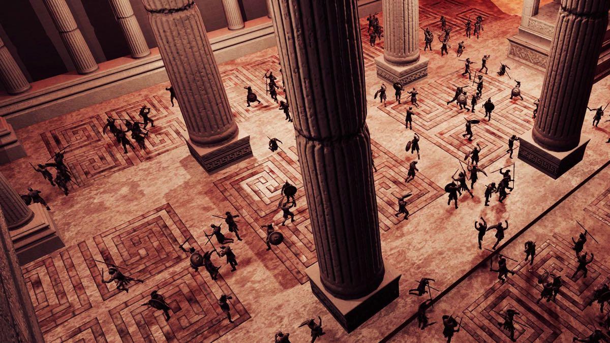 Spartan VR