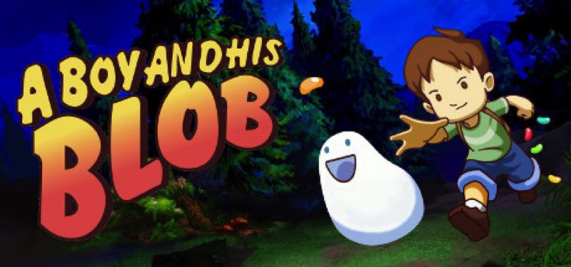[TEST] A Boy and His Blob – version pour Steam
