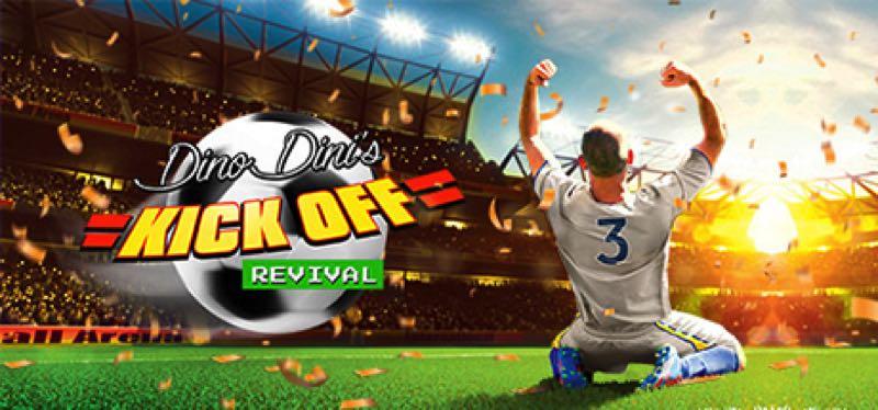 [TEST] Dino Dini's Kick Off Revival – Steam Edition – la version pour Steam