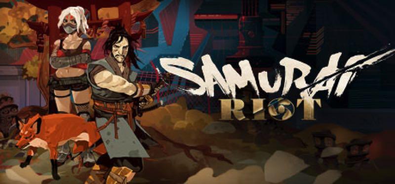 [TEST] Samurai Riot – la version pour Steam