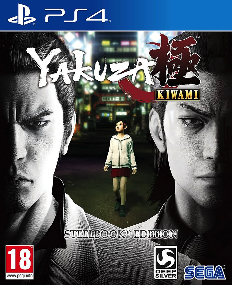 [TEST] Yakuza Kiwami – la version pour PlayStation 4