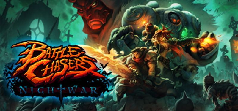 [TEST] Battle Chasers: Nightwar – la version pour Steam