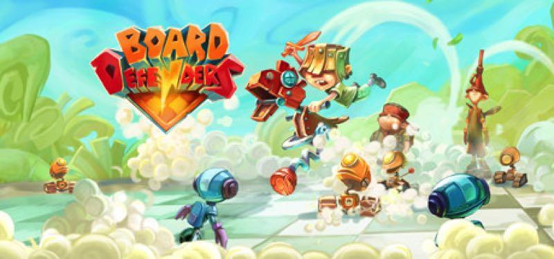 [TEST] Board Defenders – la version pour Steam