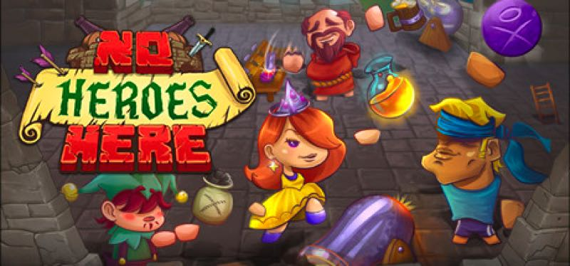 [TEST] No Heroes Here – la version pour Steam