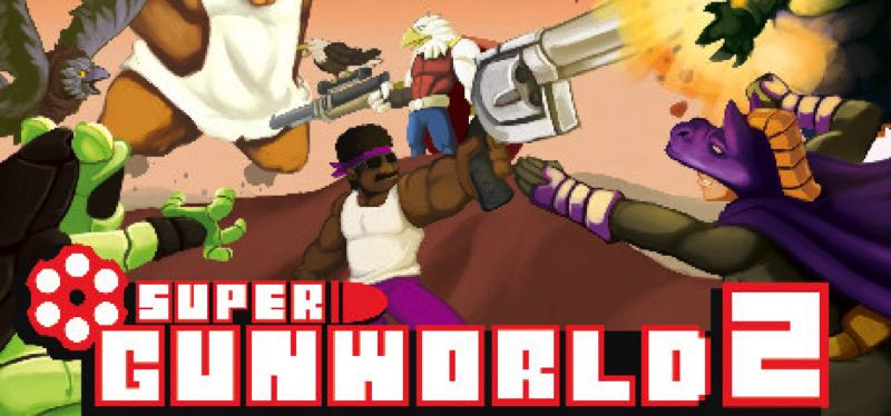 [TEST] Super GunWorld 2 – la version pour Steam