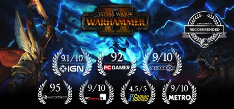 [TEST] Total War: Warhammer II – la version pour Steam