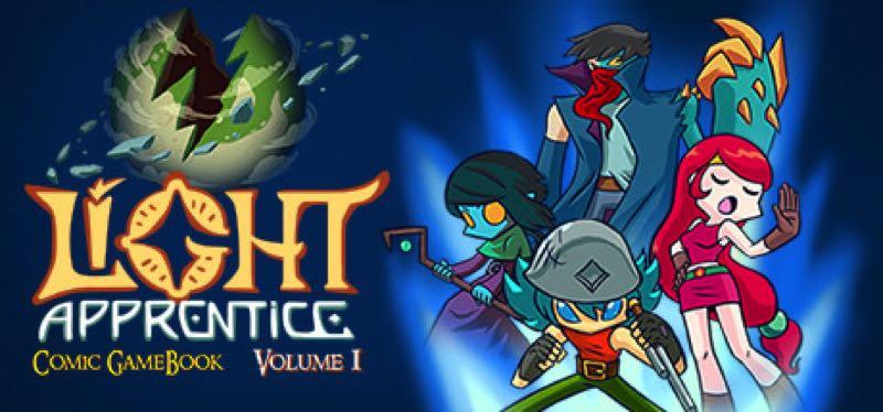 [TEST] Light Apprentice – The Comic Book RPG – la version pour Steam