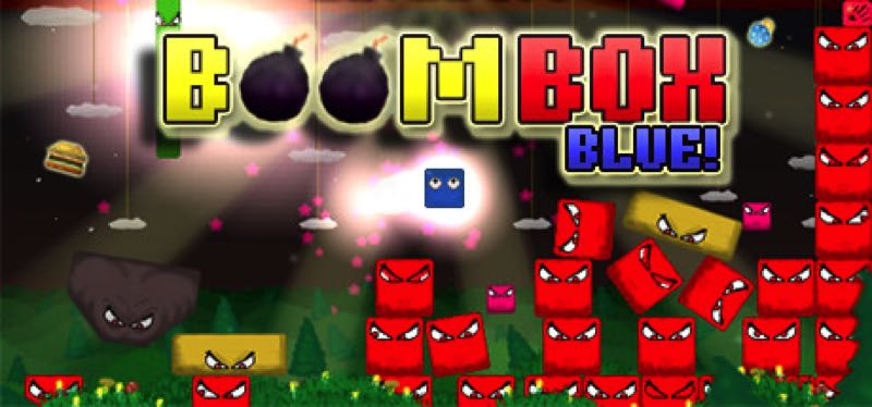 [TEST] Boom Box Blue! – la version pour Steam