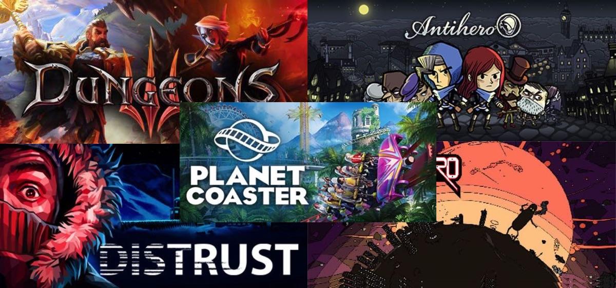 Le TOP 5 des jeux indépendants de 2017 pour Graal.fr