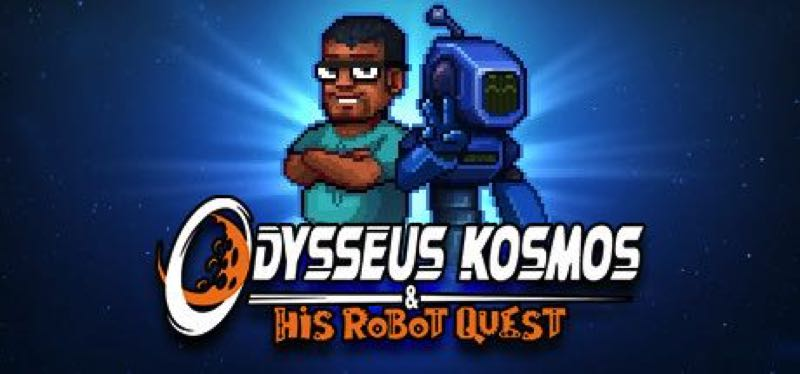 [TEST] Odysseus Kosmos and his Robot Quest: Adventure Game – la version pour Steam