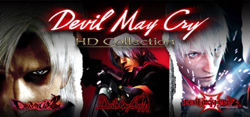 [TEST] Devil May Cry HD Collection – la version pour Steam
