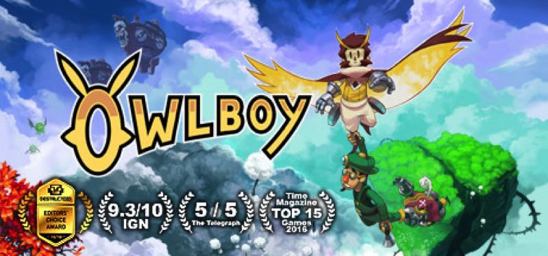 [TEST] Owlboy – la version pour Steam