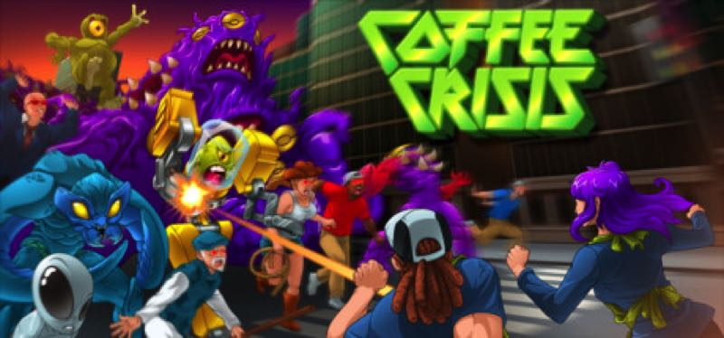 [TEST] Coffee Crisis – version pour Steam