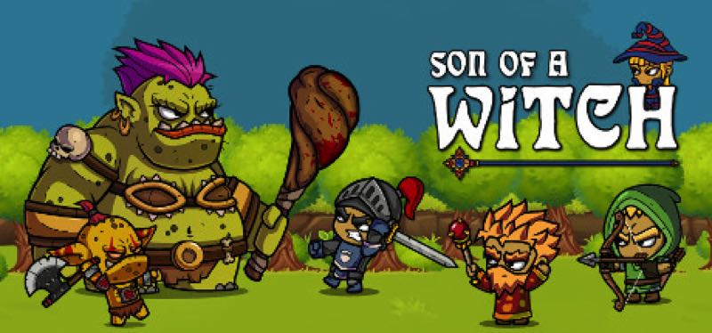 [TEST] Son of a Witch – version pour Steam