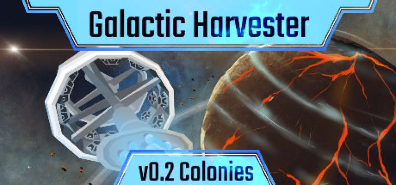 [TEST] Galactic Harvester – version pour Steam