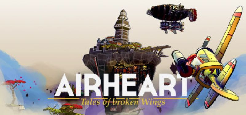 [TEST] Airheart – Tales of broken Wings – version pour Steam