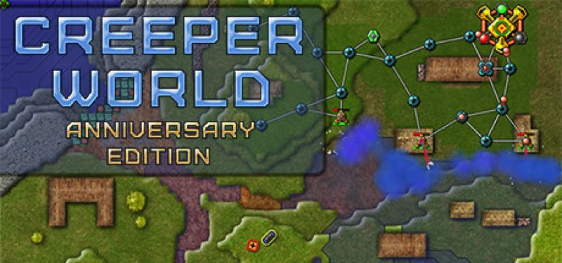 [TEST] Creeper World: Anniversary Edition – version pour Steam