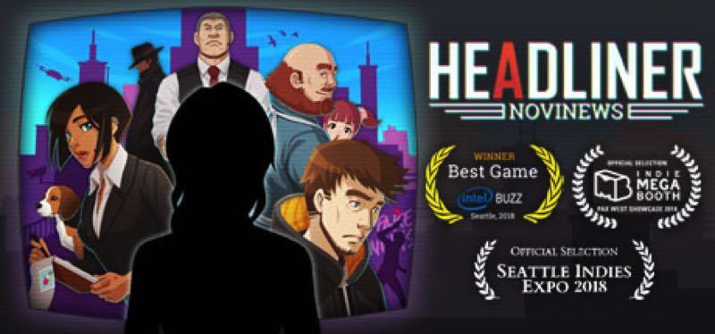 [TEST] Headliner: NoviNews – version pour Steam