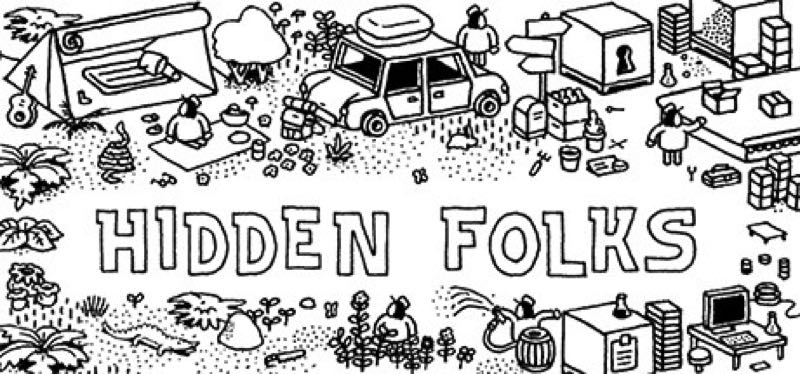 [TEST] Hidden Folks – version pour Steam