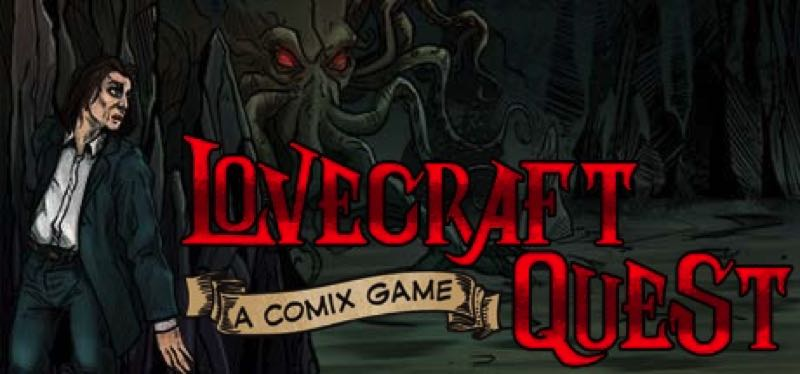 [TEST] Lovecraft Quest – A Comix Game – version pour Steam
