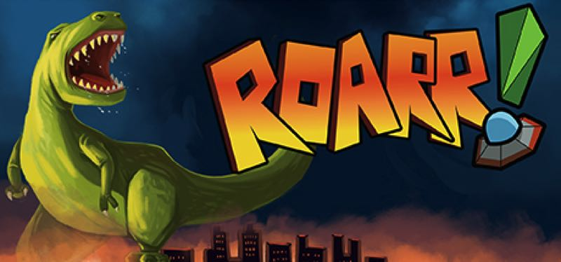 [TEST] Roarr! The Adventures of Rampage Rex – version pour Steam