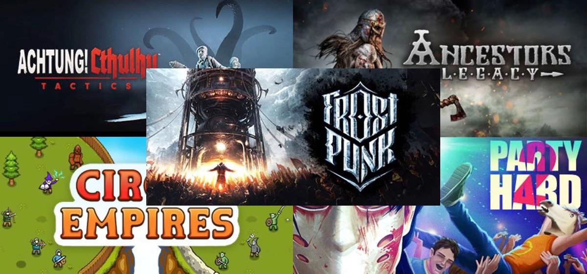 Le TOP 5 des jeux indépendants de 2018 pour Graal.fr