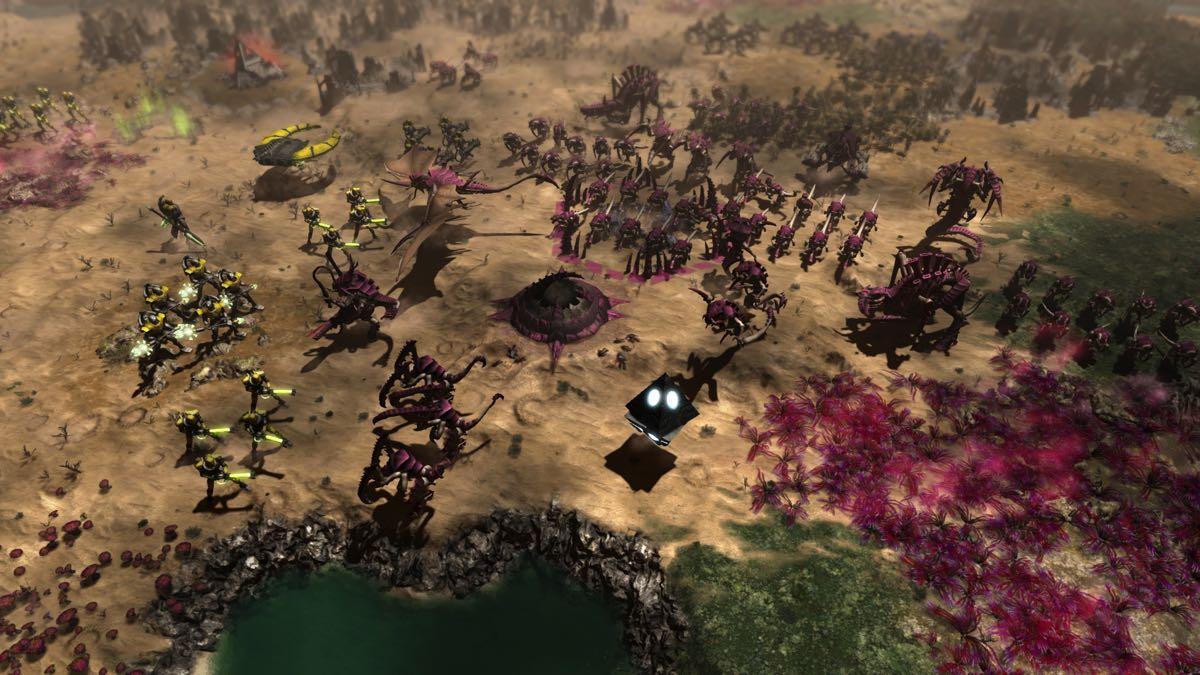 Warhammer 40,000: Gladius – Tyranids