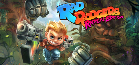 Rad Rodgers – Radical Edition