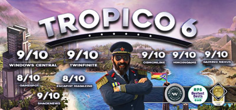 [TEST] Tropico 6 – version pour Steam
