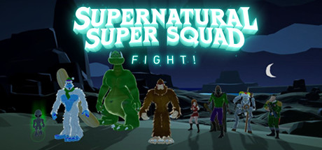 Supernatural Super Squad Fight!