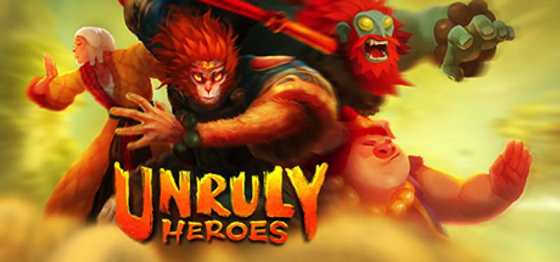 [TEST] Unruly Heroes – version pour Steam