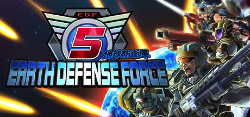 [TEST] Earth Defense Force 5 – version pour Steam
