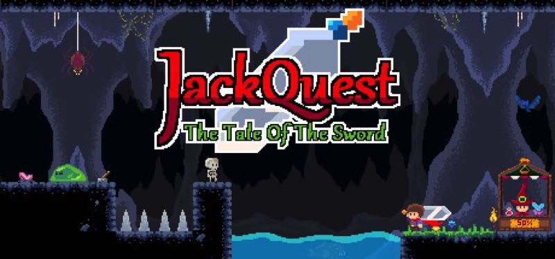 [TEST] JackQuest: The Tale of The Sword – version pour Steam