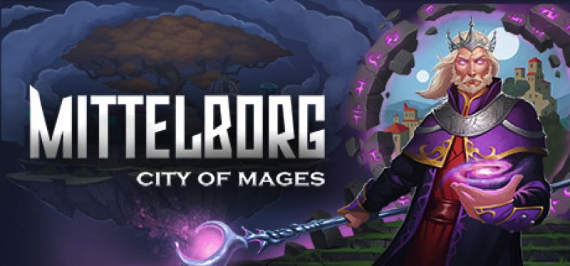 [TEST] Mittelborg: City of Mages – version pour Steam