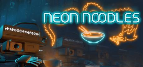 Neon Noodles – Cyberpunk Kitchen Automation
