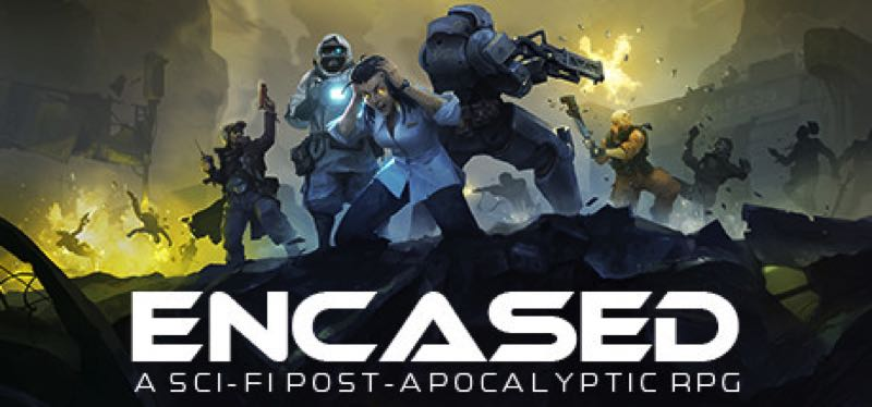 [TEST] Encased: A Sci-Fi Post-Apocalyptic RPG – version pour Steam